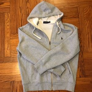 Polo Ralph Lauren Classic Full-Zip Hoodie Men's L